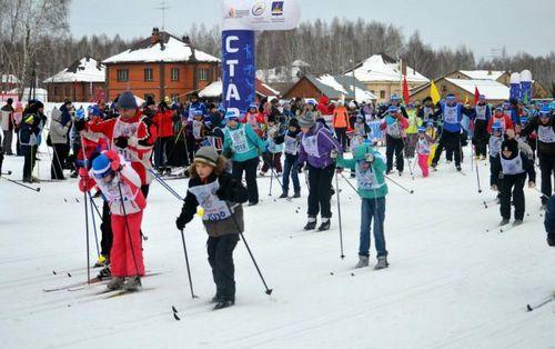 Соревнования лыжня россии приурочат к 95-летию тюменского района