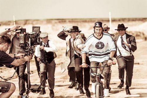 """Состоялась премьера фильма """"the bike brothers"""" с братьями годзик"""