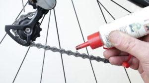 Советы бывалого, чем лучше смазать цепь велосипеда