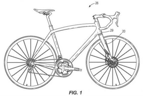 Specialized запатентовали новую технологию для шоссейной и велокроссовой вилки