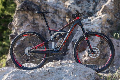 Specialized запускает обновленный enduro с колесами 650b