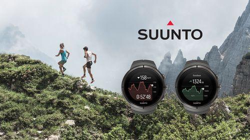Спортивные часы suunto – контроль и мотивация становиться лучше!
