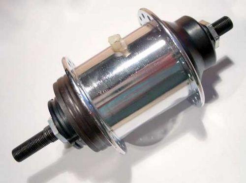 Старые 3-скоростные планетарные втулки shimano
