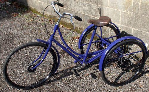Строим трехколесный велосипед сами!