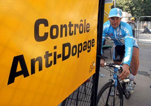 Технический допинг в велоспорте