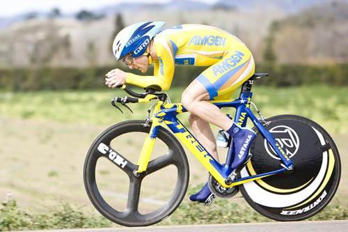 Техника педалирования в велоспорте