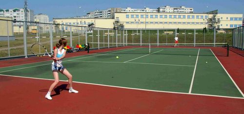 Теннисные мячи для уменьшения онемения кистей во время длительных велопоездок