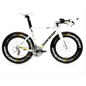 Тест-драйв велосипеда boardman air/tt 9.4