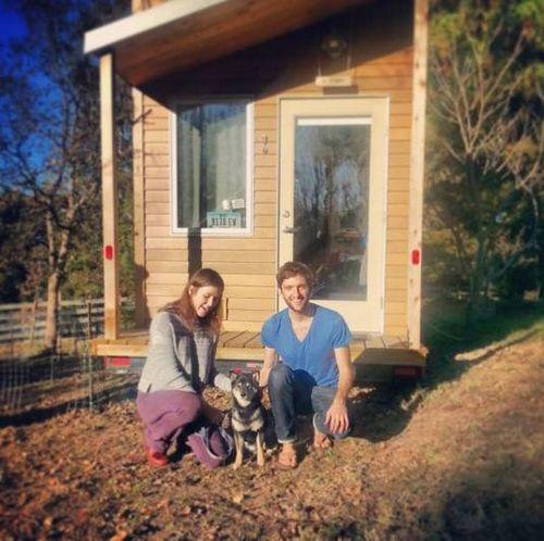 Tiny house — жилье на колесах