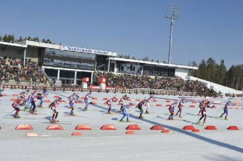 Тюмень начинает подготовку к чемпионату европы по биатлону