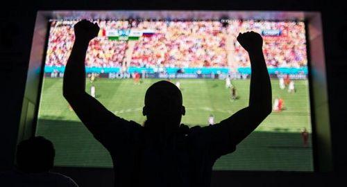 Тюменцы смогут посмотреть матчи мундиаля-2018 на больших экранах