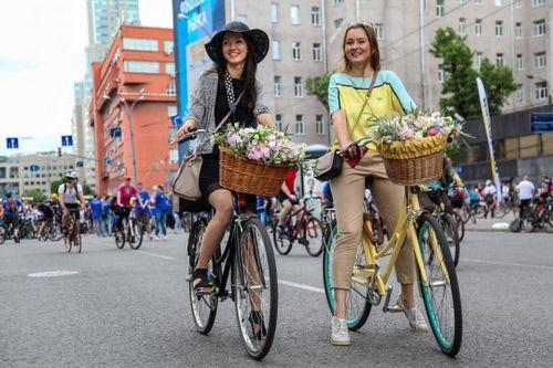 Тюменцы выйдут на первый всероссийский #велопарад
