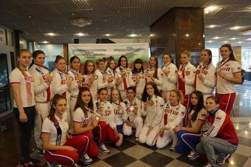 Тюменка алена токарчук взяла бронзу первенства европы по боксу