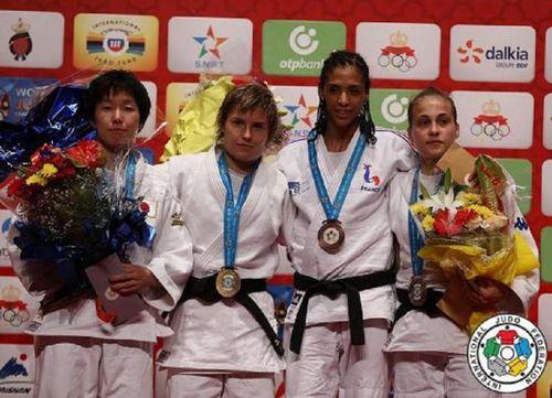 Тюменская дзюдоистка выиграла турнир из серии masters