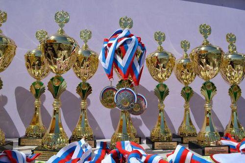 Тюменская область заняла первое место в конкурсе министерства спорта рф