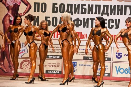 Тюменские бодибилдеры посоревнуются за звание лучшего