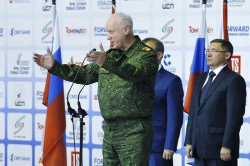 Тюменские дзюдоисты завоевали кубок председателя следственного комитета россии