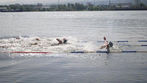 Тюменские моржи блестяще выступили на соревнованиях в красноярске