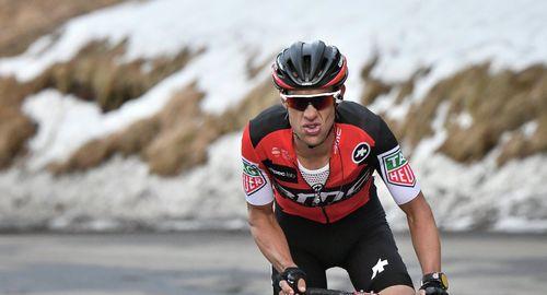 Томас де гендт стал победителем первого этапа велогонки криттериум дофине 2017