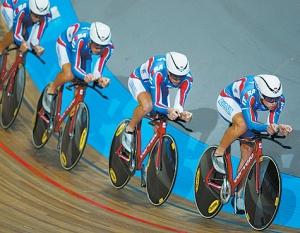 Трек. велоспорт