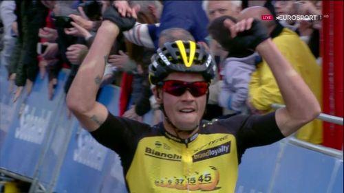 Тур страны басков 2016: альберто контадор - победитель гонки