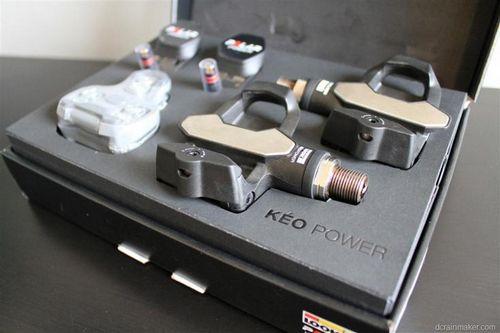 Ученые низко оценили педали look keo power