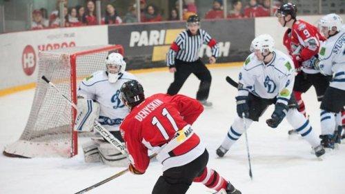 Ухл. донбасс» с победы стартовал в полуфинале - «хоккей»