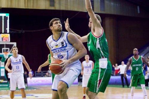 Украина стартовала с победы над болгарией в квалификации евробаскета-2017 - «баскетбол»