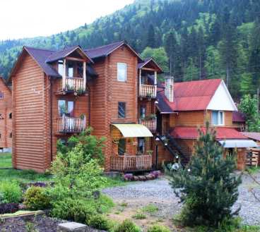 Усадьбы и отели татарова