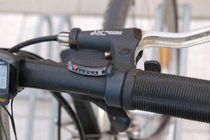 Устройство переключателя скоростей велосипеда