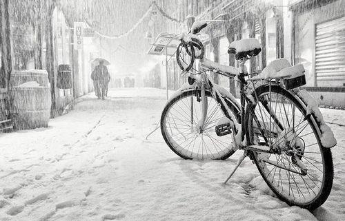 Узнаем, как правильно сохранить велосипед до весны