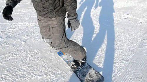 В чемпионате тюменской области по сноуборду смогут принять участие новички