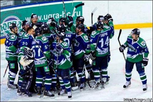В хк югра погасили все долги перед хоккеистами по зарплате