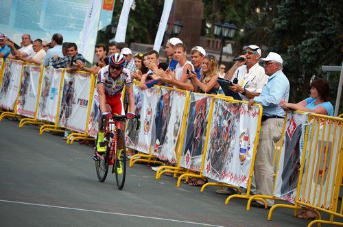 В мордовии стартовал чемпионат россии по велоспорту-шоссе