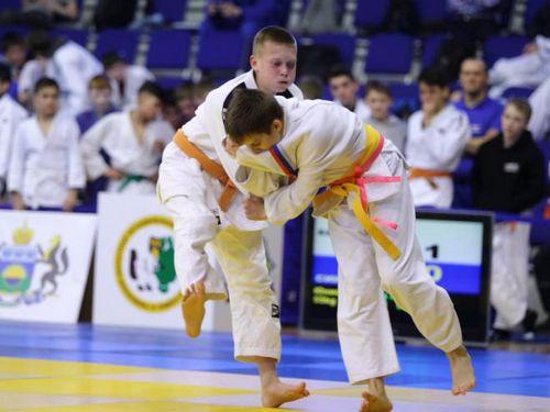 В тюмени пройдет крупный международный турнир по дзюдо