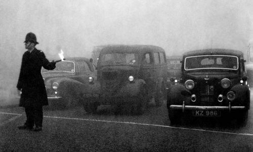 Великий лондонский смог