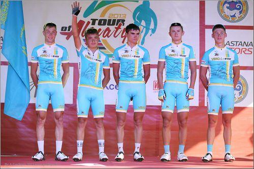 Велокоманда «астана» стартует на «тур де франс» под другим названием