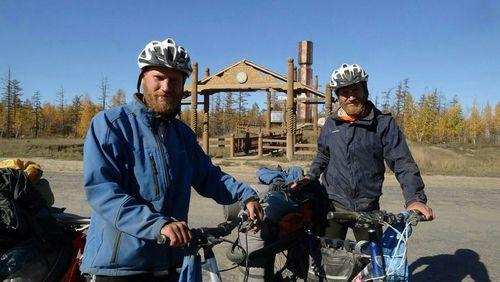 Велопоход братьев стрельниковых — мурманск-магадан за 129 дней