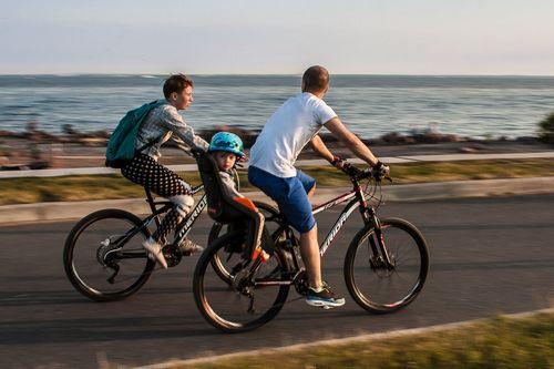 Велопрогулка как средство профилактики стрессов