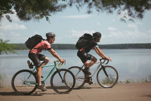 Велопутешествие: руководство к велотуризму