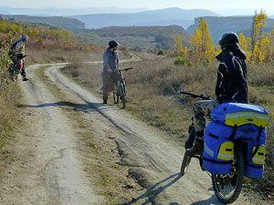Велорюкзак «штаны» на багажник