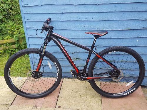 Велосипед для кросс-кантри merida big nine 100