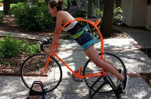 Велосипед для тех, кто не может найти правильное седло