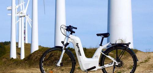 Велосипед на топливных элементах