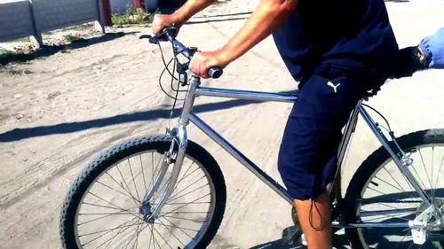 Велосипед помогает в реабилитации после инсульта