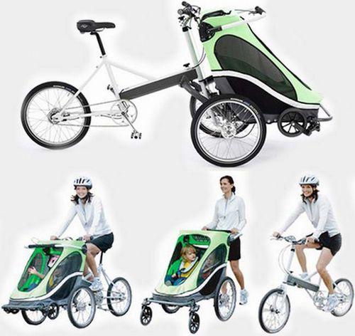 Велосипед-трансформер zigo
