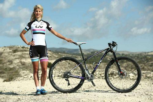Велосипедистка иоланда нефф стала первой чемпионкой евроигр