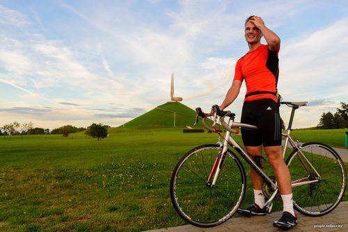 Велосипедисты живут дольше