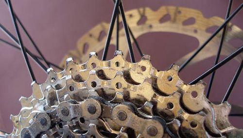 Велосипедная цепь. ресурс и обслуживание