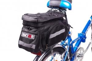 Велосипедная сумка на бегежник